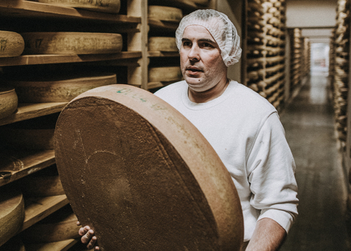featured image thumbnail for post Comte Cheese